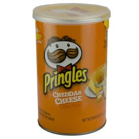 Pringles Cheddar Cheese Potato Crisps - 2.5oz