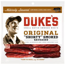 Duke's Original Shorty Smoked Sausages 5oz.