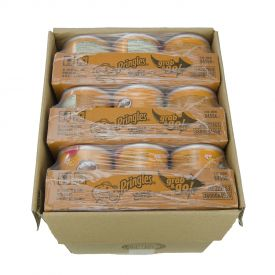 Pringles Cheddar Cheese Potato Crisps - 1.41oz