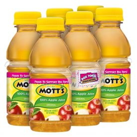 Mott's Apple Juice 8oz.
