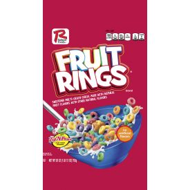 Ralston Fruit Rings Cereal Bulk Pack 28oz.
