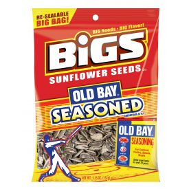BIGS Old Bay Seasoned Catch Of The Day Sunflower Seeds 5.35oz.