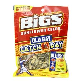 BIGS Catch Of The Day Sunflower Seeds 5.35oz.