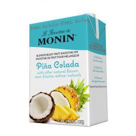 Monin Pina Colada Fruit Smoothie Mix 46oz.