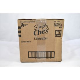 Simply Chex Mix Cheddar 0.92oz