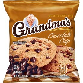 Grandma's Chocolate Chip Cookies - 2.5 oz