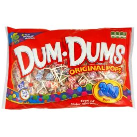Spangler Assorted Mystery Dum Dum Pops - 300ct