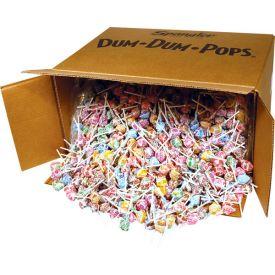 Spangler Assorted Mystery Dum Dum Pops - 30lb