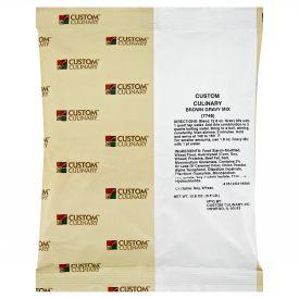 Custom Culinary Brown Gravy Mix - 12.8oz