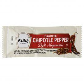 Heinz Light Chipotle Flavor Mayonnaise 12gm.