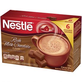 Nestle Rich Milk Chocolate Mix 0.71oz.