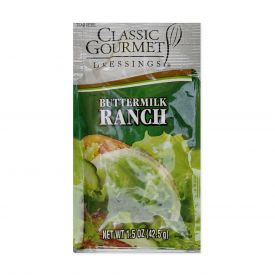 Classic Gourmet Ranch Buttermilk Dressing - 1.5oz