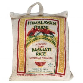 Savor Basmati Rice - 20 lb