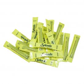 Splenda No Calorie Sweetener Café Sticks 1gm.