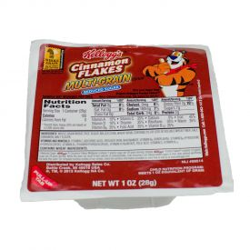 Kellogg's Frosted Flakes Multi Grain Cinnamon Cereal Bowls 1oz.