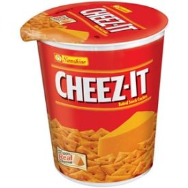 Cheez-It Cup Original Baked Snack Crackers 2.20z