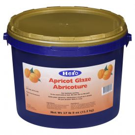 Hero Apricot Glaze 27.5lb.