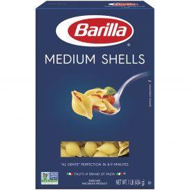 Barilla Medium Shells Pasta - 16oz