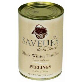 Saveurs De La Terre Black Truffle Peeling 7oz.