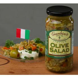 Gambino's Italian Olive Salad - 128oz