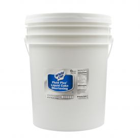 White Cap Liquid Cake Shortening 38lb.
