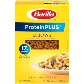 Barilla Elbows Protein Plus Pasta 14.5oz