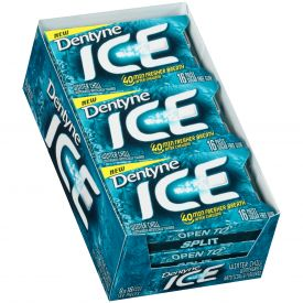 Dentyne Ice Winter Chill Sugar Free Gum - 16ct