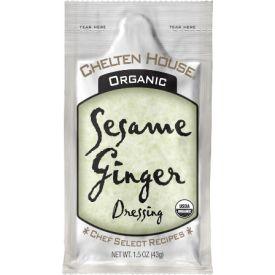 Chelten House  Organic Japanese Miso Ginger Dressing - 1.5oz