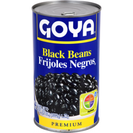 Goya Canned Black Beans - 47oz