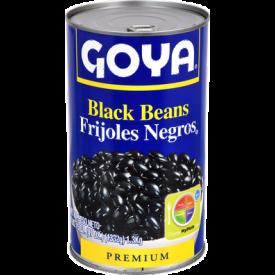 Goya Canned Black Beans - 47oz