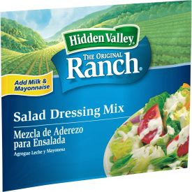 Hidden Valle Original Ranch Dry Dressing Mix - 8oz