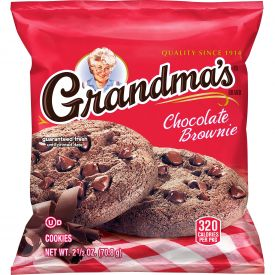 Grandma's Chocolate Brownie Cookies - 2.5oz