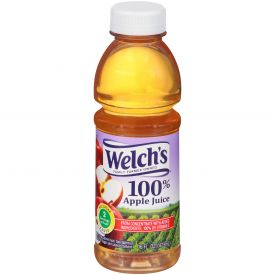 Welch's 100% Apple Juice 16oz.