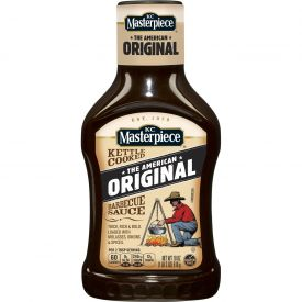 KC Masterpiece Original Barbecue Sauce 18oz.