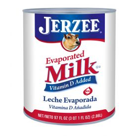 Jerzee Evaporated Milk 97oz.