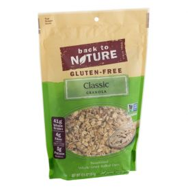 Back To Nature Gluten Free Classic Granola 12.5oz.