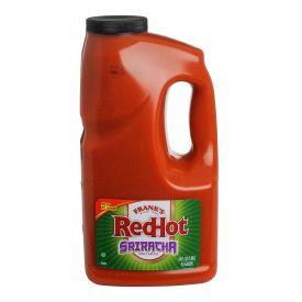 Frank's Redhot Sriracha Chili Hot Sauce - 64oz