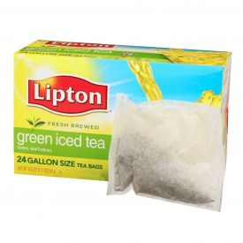 Lipton Fresh Brewed Green Iced Tea .08oz.