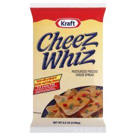 Cheez Whiz Spread Pouch 6.5lb.