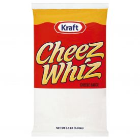 Cheez Whiz Original Cheese Sauce 6.5lb.