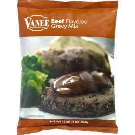 Vanee Beef Flavored Gravy Mix - 16oz