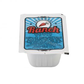 Flavor Fresh Low Sodium Ranch Dipping Sauce 1oz.