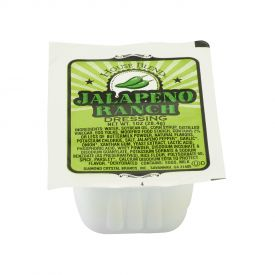 Flavor Fresh Low Sodium Jalapeno Ranch Dipping Sauce 1oz.