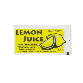 Café Delight Lemon Juice 4gm.