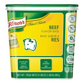 Knorr Beef Base - 1.99lb