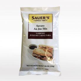 Sauer's Savory Au Jus Mix - 7.56oz