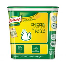 Knorr Chicken Select Base - 1.99lb