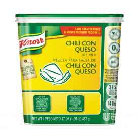 Knorr Chili Con Queso Mix - 1.06lb