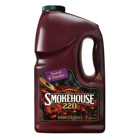 Smoke House Sweet & Smoky Barbecue Sauce 128oz.