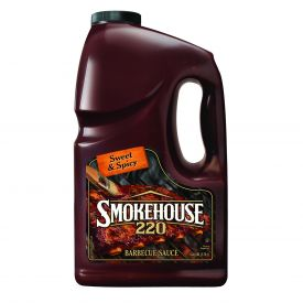 Smoke House Sweet & Spicy Barbecue Sauce 128oz.